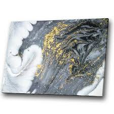 gold grey black white cool abstract