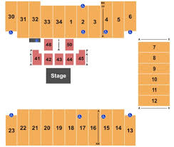 Fargodome Seating Chart Celine Dion Fargodome Tickets Seating Charts And Schedule In Fargo Nd