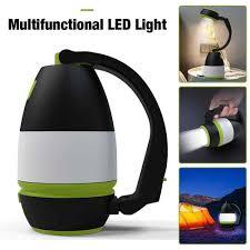 Đèn Pin tích điện đa năng 4 trong 1, Đèn học, đèn tích điện, kiêm sạc dự  phòng tiện lợi