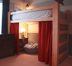 diy loft bed plans free | College Bed Lofts - Basic Loft Bed | loft bed |  Pinterest | Loft bed plans, College bedding and Bed plans