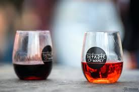 manly wine glass taste of manly plan ahead save manly holiday manly sea eagles wine glass