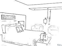Slaapkamer Kleurplaten Kidre