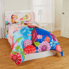 frozen full size bed set