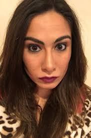 kim kardashian makeup routine review