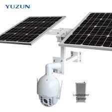 3g 4g solar powered ip kamera mit sim karte 360 grad outdoor sicherheit  kamera drahtlose überwachungs kamera|Surveillance Cameras