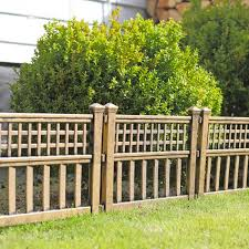 fence panels. Unique Panels Fence Panels Pack Of 4 In