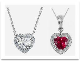 heart pendant necklaces do you know