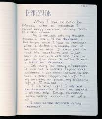 example of essay about depression essay about depression
