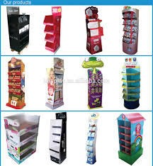 Small Table Display Stands Tabletop Cardboard Display Stands For Vitamin Bottles 100 Tier Table 95
