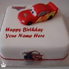 Name Birthday Cakes Write Name on Cake