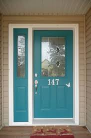 Turquoise front door Taupe Siding Turquoise Front Door Do You Think About Painting My Door Blueteal Color Pics Cafemom Pinterest Turquoise Front Door Do You Think About Painting My Door