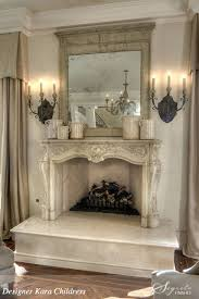 Country Fireplace Mantel  HomeFrench Country Fireplace