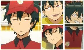 anime devil works at mcdonalds satan works at mgronalds the devil is a part timer pinterest