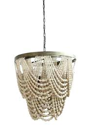chandeliers wooden bead chandelier wood ruby bali