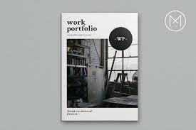 14 Examples Of Work Portfolios Editable Psd Ai Indesign Format
