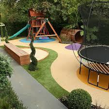 Childrens Play Area Garden Design - Gardening Prof-Childrens Play Area  Garden Design
