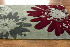 best of red gray rug or red gray rug red and grey area rug rug red