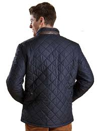 Barbour Powell Quilted Jacket - Red Rae Town & Country and with ... & Barbour Powell Quilted Jacket Navy - MQU0281NY71 Adamdwight.com