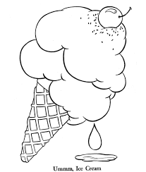 Small Picture Online Coloring Pages Ice Cream Dzrleathercom