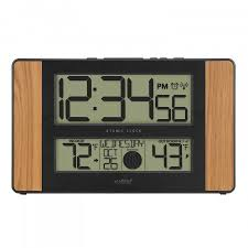 513 1417v4 atomic digital wall clock