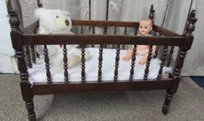 antique wooden baby cribs designs