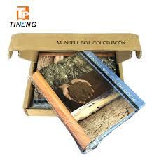 China Soil Colour Chart Classifications Book China Soil