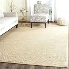 12 square outdoor rug living rooms handmade natural fiber maize linen jute 8 x