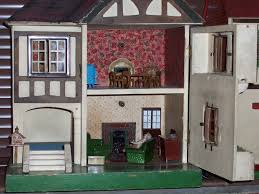 Interior Of Triang No  Dolls Houses Past  Present - Dolls house interior