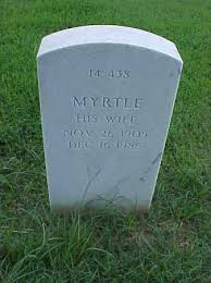 GORDON, MYRTLE - Pulaski County, Arkansas | MYRTLE GORDON - Arkansas  Gravestone Photos