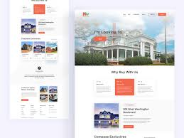Property Web Design Property Portal Website Design By Ehsan On Dribbble