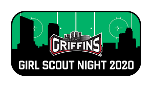 Grand Rapids Griffins Girl Scout Night
