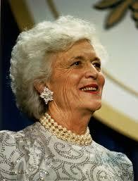 Barbara Bush - Wikipedia