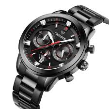 whole 2017 new cadisen quartz watches men luxury brand 2017 new cadisen quartz watches men luxury brand waterproof watch man steel relogio masculino sport military