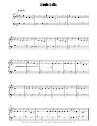 Our lettered piano notes will help you learn this very quickly.the. Jingle Bells Easy Sheet Music For Piano 8notes Com