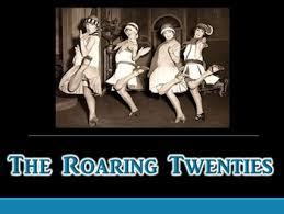 Roaring Twenties Roaring 20s Powerpoint United States History