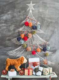 color your christmas with these 10 artificial trees decorating chalkboard tree home office decor beautiful home office chalkboard