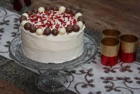 Vanilla Birthday Cake With Strawberry Sprinkles Lovinghomemade