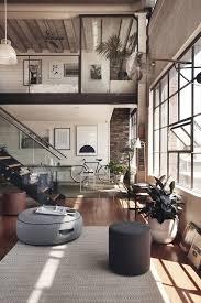 Loft Apartment Interior Design Astonishing Best 25 Ideas On Pinterest House  1