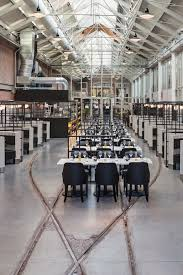 bar interiors design 2. Due To The Industrial Heritage Of Meat West In Netherlands, Framework Architects Had Be Creative With Implementing Their Design. Bar Interiors Design 2 K