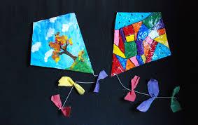 How To Make Designer Kite 10 Fun Ways To Make A Kite