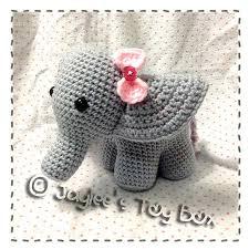 Elephant Pattern Stunning Ravelry Peanut The Elephant Pattern By Jaylee's Toy Box