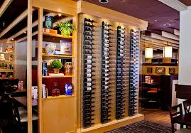 the newly redesigned olive garden wine cabinets