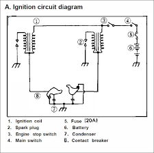 my first wiring job yamaha xs650 forum here is the diagram of the ignition system for a generic xs650 it is all you need for the engine to run