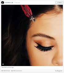2016 and it 39 s only six steps selena gomez 39 s makeup artist melissa