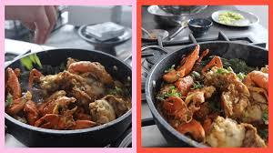 Nix Alanon's Asian Chili Garlic Crab Recipe