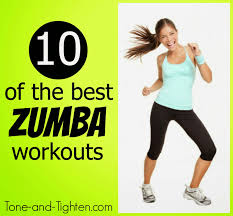 10 of the best zumba workouts
