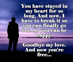 Goodbye Break Up Letter To Girlfriend All About Love Quotes