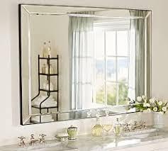bathroom vanities mirrors. Bathroom Mirror Vanity Mirrors | Pottery Barn Vanities T