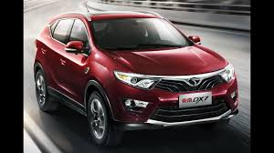2018 2019 south east motor dx7 luxury suv