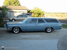 1966 Chevrolet Bel Air Wagon id 10801